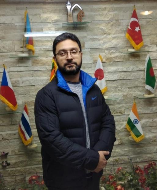 Syed Tabasum Geelani
